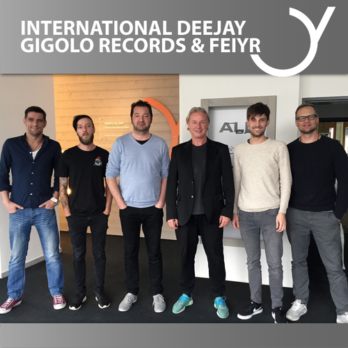 INTERNATIONAL DEEJAY GIGOLO RECORDS BEI FEIYR