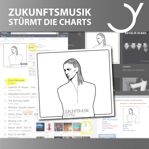 Zukunftsmusik Storms the Charts