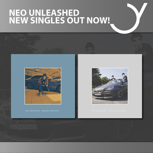 Neo Unleashed – New Singles Out Now!