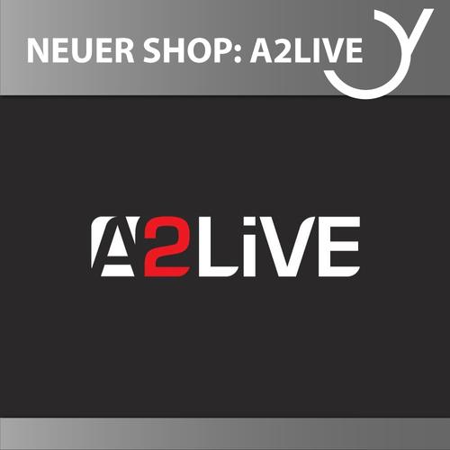 Neuer Partner-Shop: A2live