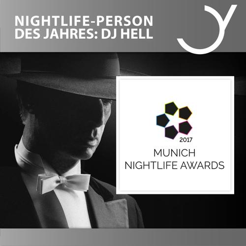 Nightlife-Person des Jahres: DJ Hell