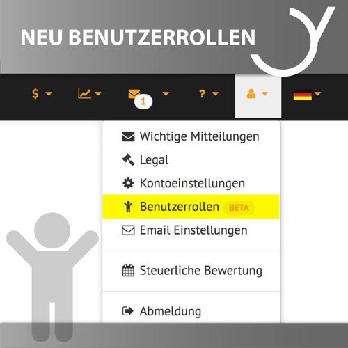 Neues Feature: Feiyr Benutzerrollen