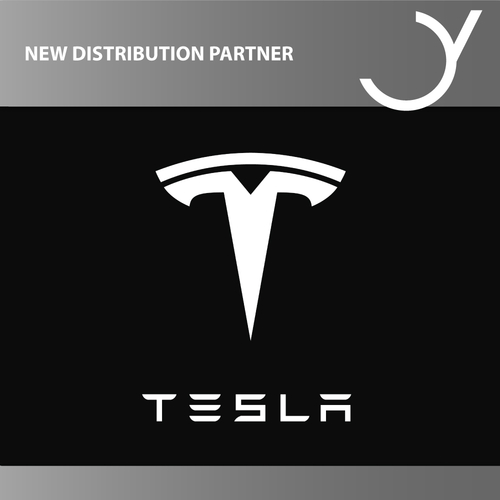 TESLA: New Distribution Partner