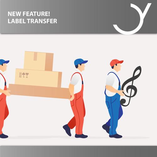 Neues Tool: Feiyr Label Transfer