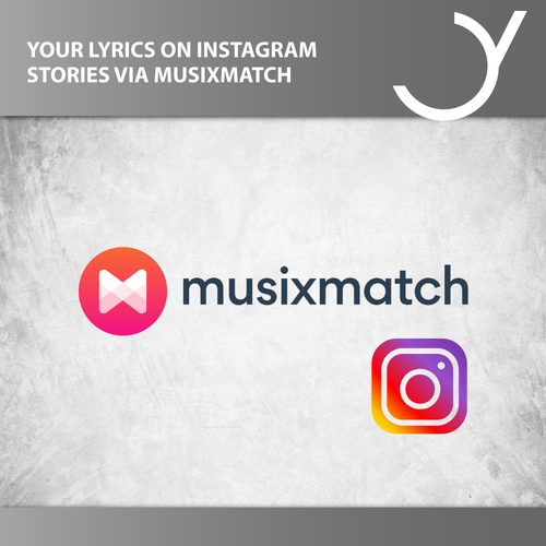 Your Lyrics in Instagram Stories