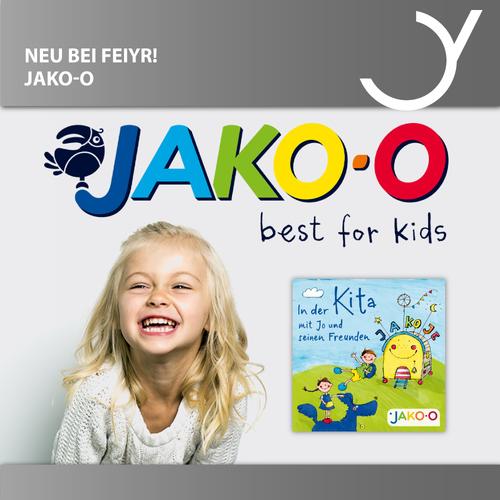 JAKO-O Relies on Feiyr