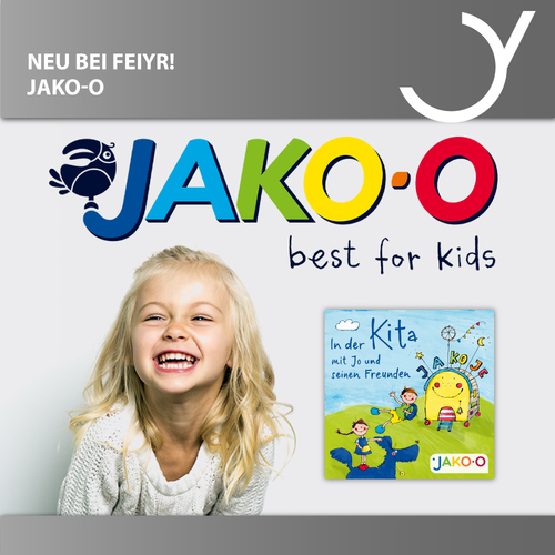 JAKO-O setzt auf Feiyr