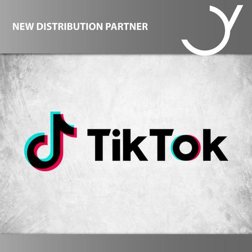 New Distribution Partner TikTok