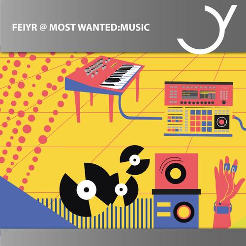 Feiyr @ Berlin MOST WANTED: MUSIC 2019