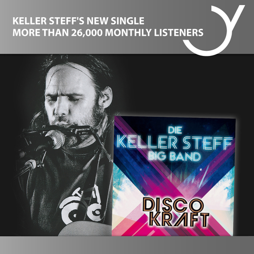 Discokraft: Keller Steff's New Party Hit