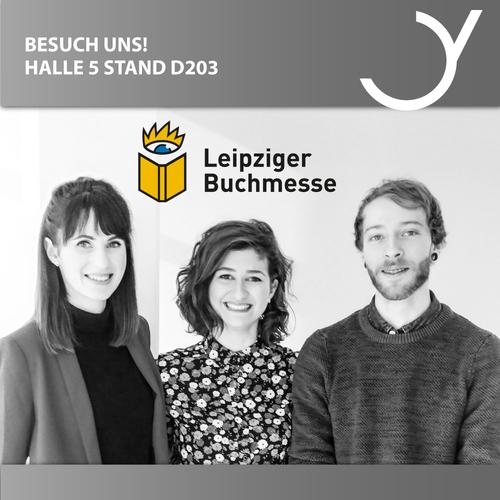 Feiyr goes Leipziger Buchmesse 2020