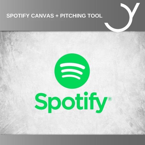 Spotify News: Canvas-Tool & Neuerungen im Pitching-Prozess