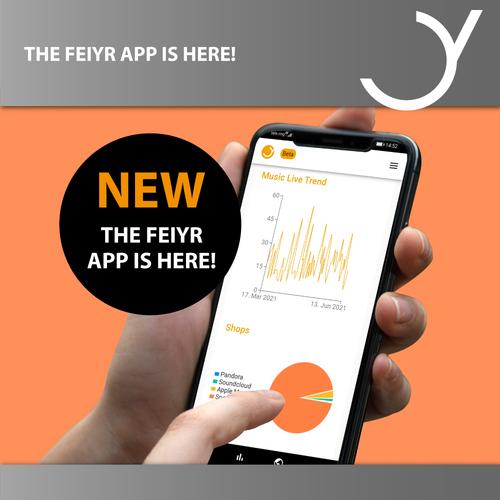 The Feiyr App is Here!