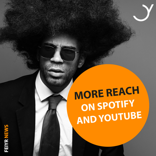 Neues Promo-Tool: Spotify & YouTube Ads