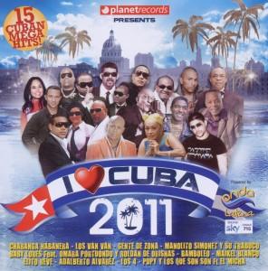 various - i love cuba 2011