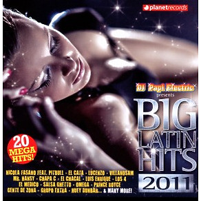 various - big latin hits 2011