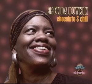 brenda boykin - brenda boykin - chocolate & chili