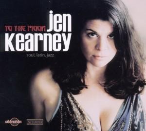 jen kearney - jen kearney - to the moon