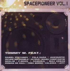 various / tommy w. - various / tommy w. - spacepioneer vol. 1