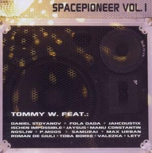 various / tommy w. - spacepioneer vol. 1