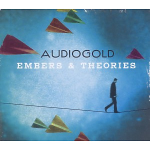 audiogold - embers and theories