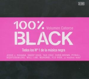 various - 100 percent black vol. 14