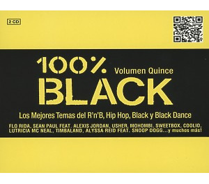 various - 100 percent black vol. 15