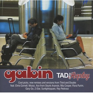 gabin - tad / replay