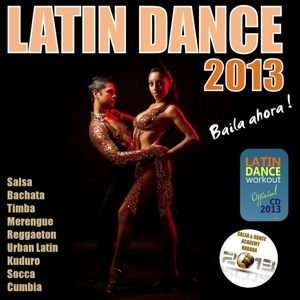 various - latin dance 2013