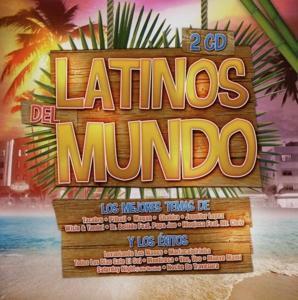 various - various - latinos del mundo