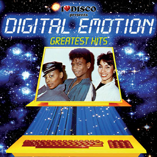 digital emotion - digital emotion - i love disco pres. digital emotion