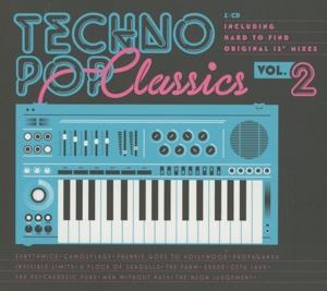 various - various - techno pop classics vol. 2