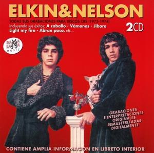 elkin & nelson - todas sus grabaciones en discos cbs