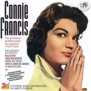 connie francis - sus primeras grabaciones en español (196
