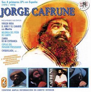 jorge cafrune - sus 4 primeros lp's en españa (1970-1972