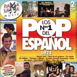 Lo Mejor del Pop Espanol, 74 ok - Colección Los Números uno del Pop Espanol