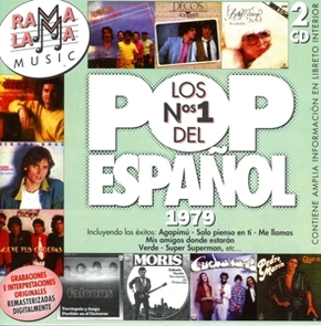 Lo mejor del Pop Español 1979 - Lo mejor del Pop Español 1979 - Colección Los números uno del Pop Español