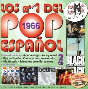 Lo mejor del Pop Español 1966 - Lo mejor del Pop Español 1966 - Colección: Los números uno del Pop Español