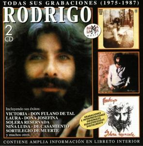 rodrigo - rodrigo - todas sus grabaciones 1975-1978