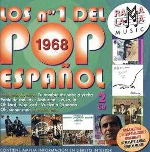 Lo mejor del Pop Español 1968 - Colección: Los números uno del Pop Español