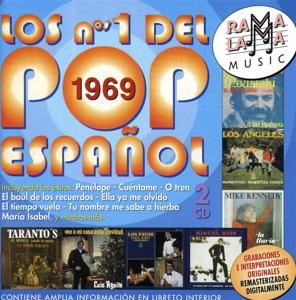 Lo mejor del Pop Español 1969 - Lo mejor del Pop Español 1969 - Colección: Los números uno del Pop Español