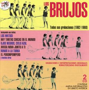 los brujos - los brujos - todas sus grabaciones 1962-1968