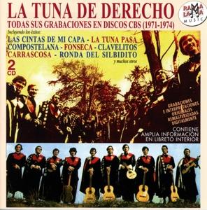 la tuna de derecho - la tuna de derecho - todas sus grabaciones en cbs 1971-1974