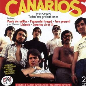 los canarios - todas sus grabaciones
