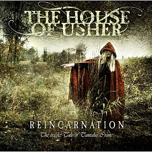 house of usher, the - reincarnation limited 7 inch vinyl