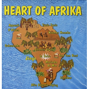 various - heart of africa