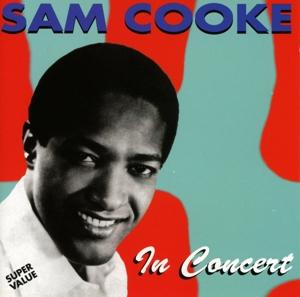 sam cooke - in concert