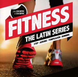 various - various - fitness the latin series