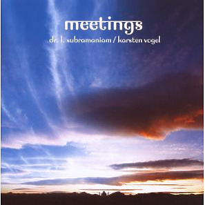 dr. l. subramaniam & karsten vogel - meetings