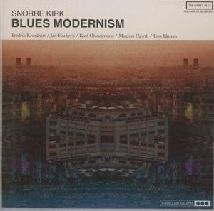 snorre kirk - blues modernism